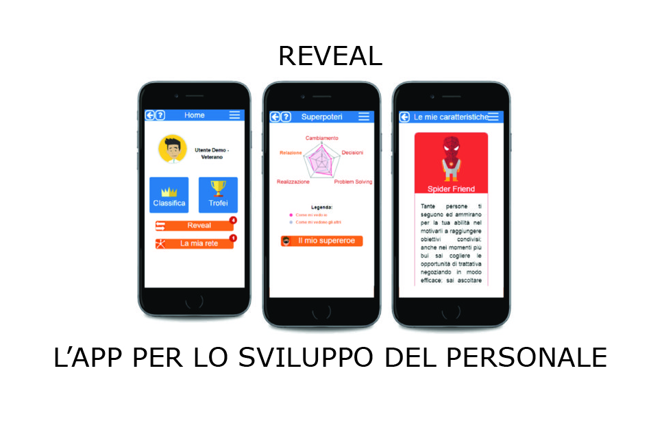 Reveal: l'app per lo sviluppo del personale in azienda