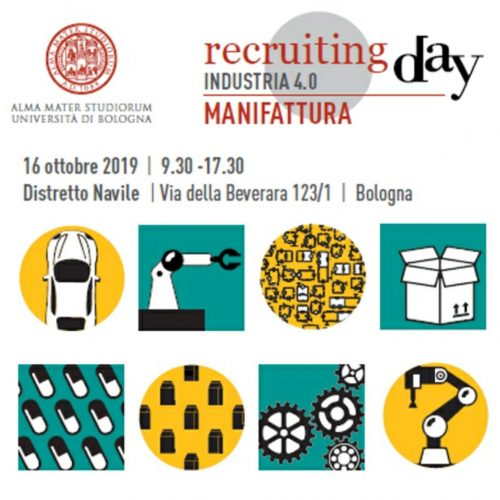 Recruiting Day 2019 ... UNVEIL Consulting c'è Robotraining per IMA