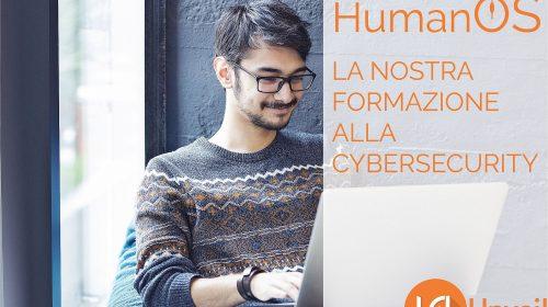 Unveil Consulting HumanOS - La formazione alla Cybersecurity - Copertina 2